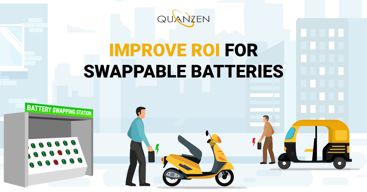 How can Swappable Battery Providers improve ROI?
